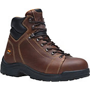Timberland PRO Men's TiTAN Lace-to-Toe 6' Alloy Safety Toe Work Boots