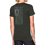 Under Armour Women's Wounded Warrior Project Freedom Flag T-Shirt