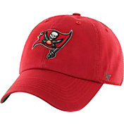 '47 Men's Tampa Bay Buccaneers Franchise Red Fitted Hat