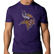 '47 Men's Minnesota Vikings Scrum Logo T-Shirt