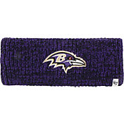 '47 Women's Baltimore Ravens Prima Black Headband
