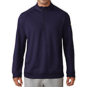 adidas Men's Club Half-Zip Golf Pullover