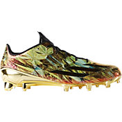 adidas Men's adizero 5-Star 5.0 Gold Football Cleats