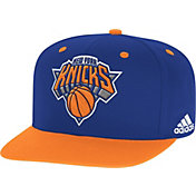 adidas Men's New York Knicks On-Court Adjustable Snapback Hat