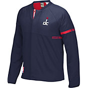 adidas Men's Washington Wizards On-Court Black Jacket