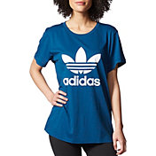 adidas Originals Women's Boyfriend Trefoil Graphic T-Shirt