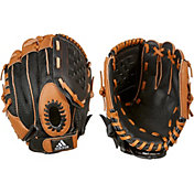 adidas 9.5' T-Ball Triple Stripe Glove