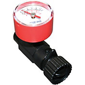 Advanced Elements Inline Valve Adaptor with Gauge