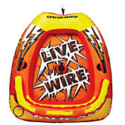Airhead Live Wire 2 Person Towable Tube