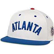 American Needle Men's Atlanta Braves White United Hat