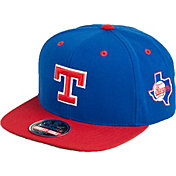 American Needle Men's Texas Rangers Blockhead Adjustable Hat
