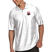 Antigua Men's UNLV Rebels White Illusion Performance Polo