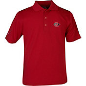 Antigua Youth San Diego State Aztecs Scarlet X-tra Lite Pique Polo