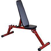 Best Fitness BFFID10 Folding Weight Bench