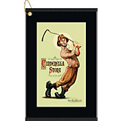 "Bag Boy Caddyshack ""Cinderella Story"" Golf Towel"