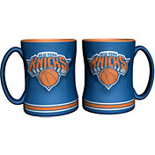 Boelter New York Knicks Relief 14oz Coffee Mug 2-Pack