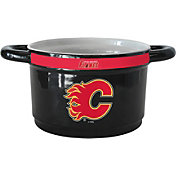Boelter Calgary Flames Game Time 23oz Ceramic Bowl