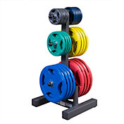 Body Solid WT46 Olympic Weight Tree