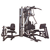 Body Solid G10B Bi-Angular Home Gym with Leg Press