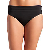 CALIA by Carrie Underwood Women's Foldover Waist Bikini Bottoms