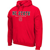 Colosseum Athletics Men's Mississippi State Bulldogs Maroon Performance Fleece Pullover Hoodie