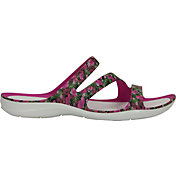 Crocs Women's Swiftwater Graphic Sandals