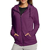 Champion Women's Fleece Full Zip Hoodie
