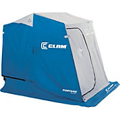 Clam Portage 2-Person Ice Fishing Shelter