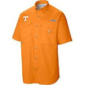 2181911b881 Columbia Men's Tennessee Volunteers Tennessee Orange Tamiami Performance  Short Sleeve Shirt