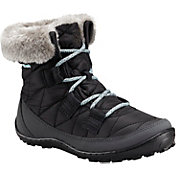 Columbia Kids' Minx Shorty Omni-Heat 200g Waterproof Winter Boots
