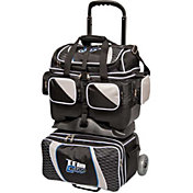 Team Columbia 4-Ball Bowling Roller Bag