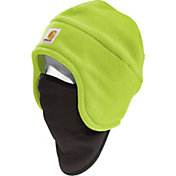 Carhartt Men's High-Visibility Color Enhanced Fleece 2-in-1 Hat