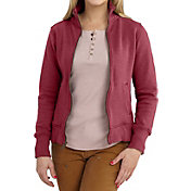 Carhartt Women's Dunlow Full Zip Sweatshirt