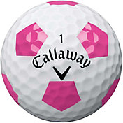 Callaway Chrome Soft Truvis Pink Golf Balls - Prior Generation