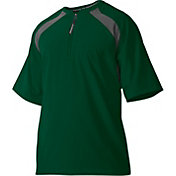 DeMarini Men's Game Day BP Baseball Quarter-Zip Jacket
