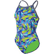 Dolfin Uglies Girls' Toddler Rivoli Swimsuit