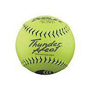 "Dudley 12"" USSSA Thunder Heat Leather Slow Pitch Softball"