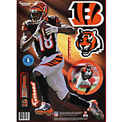 Fathead Cincinnati Bengals A.J. Green Teammate Player Wall Decal