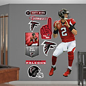 Fathead Matt Ryan #2 Atlanta Falcons Real Big Wall Graphic