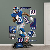 Fathead Victor Cruz #80 New York Giants Real Big Wall Graphic