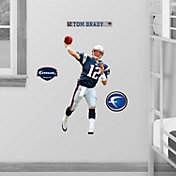 Fathead Jr. Tom Brady Wall Graphic
