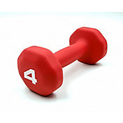 Fitness Gear 4 lb Neoprene Dumbbell