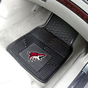 FANMATS Arizona Coyotes 2 Piece Heavy Duty Vinyl Car Mat Set