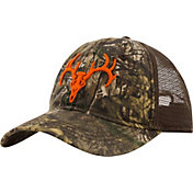 Field & Stream Youth 3D Skull Mesh Camo Hat