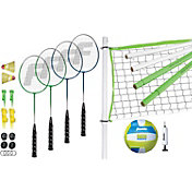 Franklin Intermediate Badminton and Volleyball Set