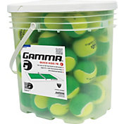 GAMMA Quick Kids 78' Tennis Balls – 48 Ball Pack
