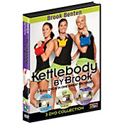 GoFit KettleBody by Brook DVD Workout Set