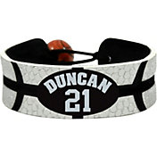 GameWear San Antonio Spurs Tim Duncan NBA Bracelet