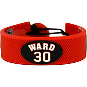 GameWear Carolina Hurricanes Cam Ward Bracelet