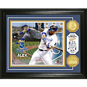 Highland Mint Kansas City Royals Alex Gordon Photo Mint
